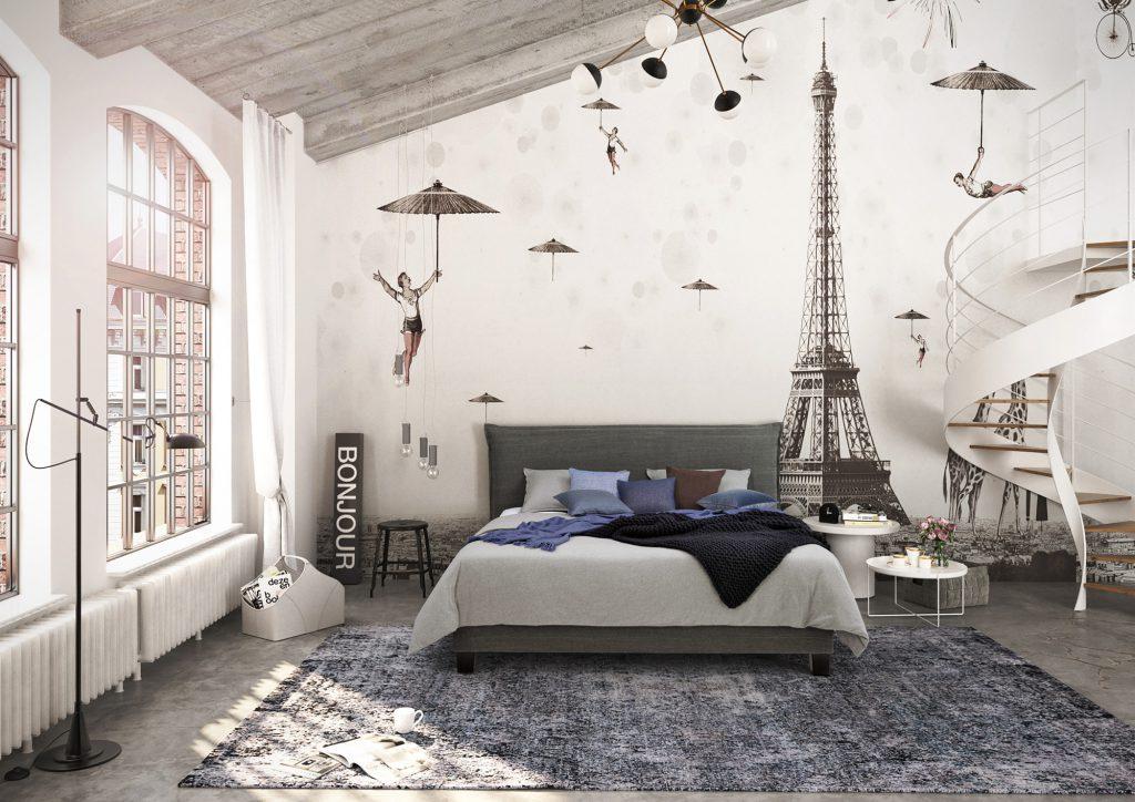 Treca 247 Paris Style Loft Smart